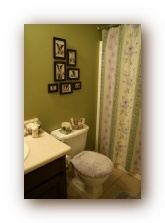 The Guest Bathroom Makeover