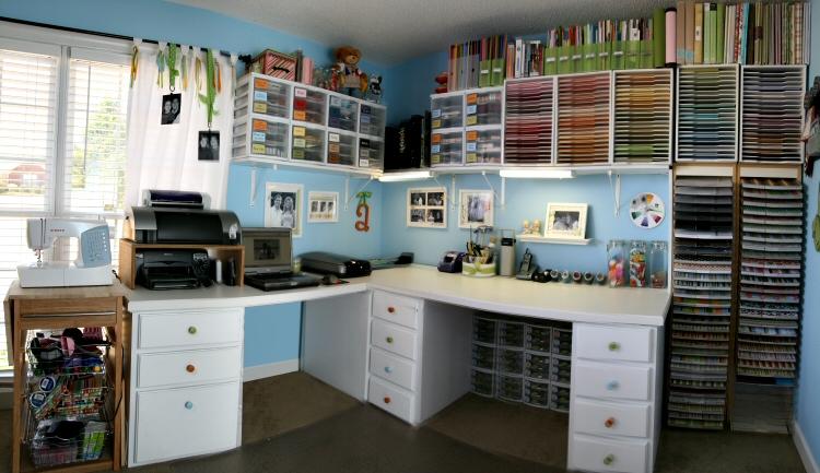 Amanda's Scrapbook Room