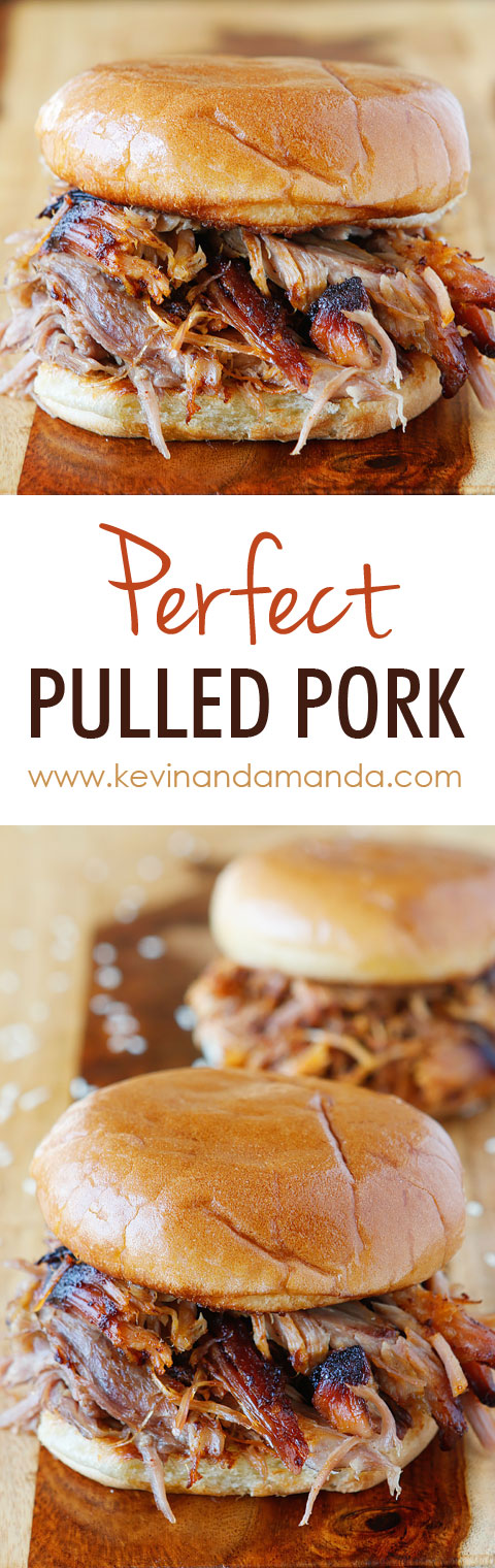 This pulled pork oven recipe is the best pulled pork recipe ever! Makes the best shredded pork!.