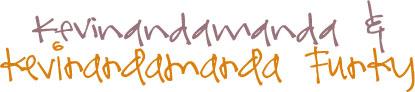 kevinandamanda's fonts