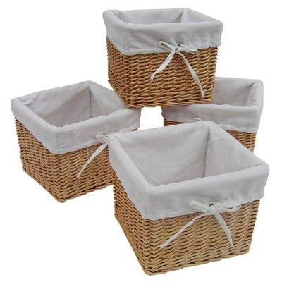 Wicker Baskets from Target