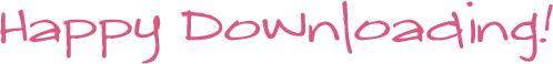 Download Freebies from kevinandamanda.com