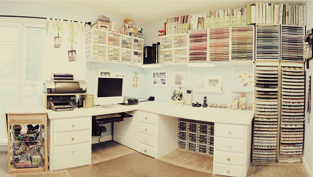 kevinandamanda's Scrapbook Studio | Scraproom