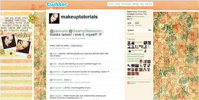 Win a free custom twitter background giveaway