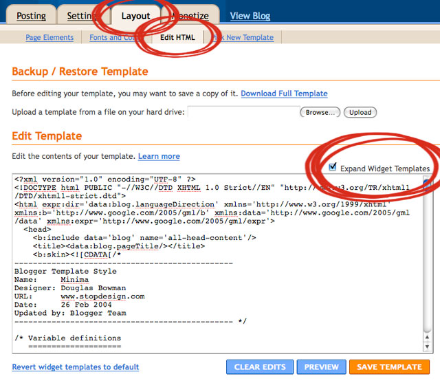 How To Add A Signature On Blogger and Blogspot