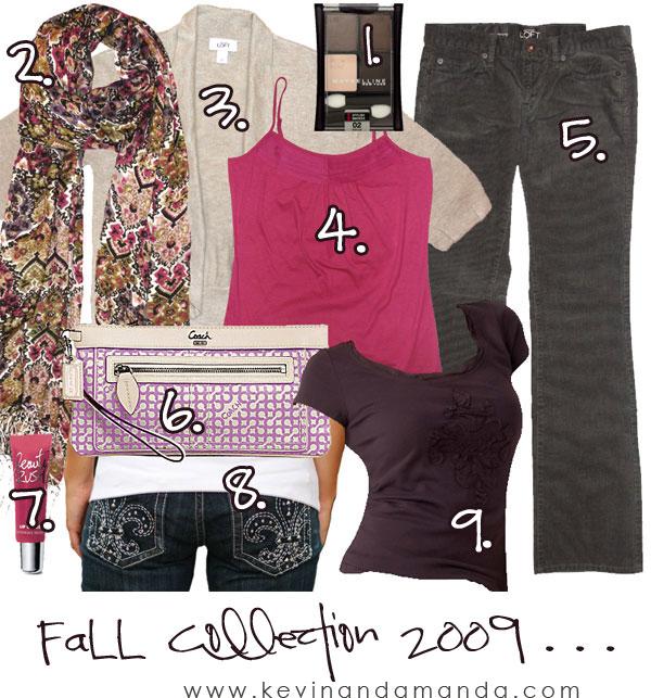 Fall Fashion Guide 2009