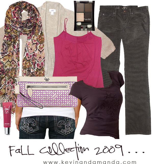 fall fashion trends 2009
