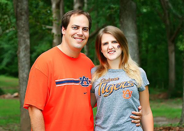 Auburn Tigers Football Game MSU