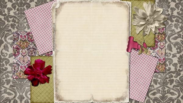 Free Scrapbook Blog Backgrounds