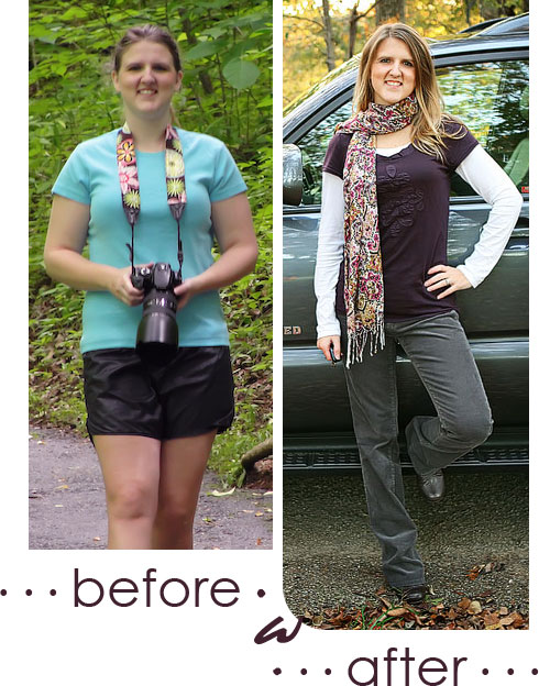 25 lbs weight loss before and after pictures