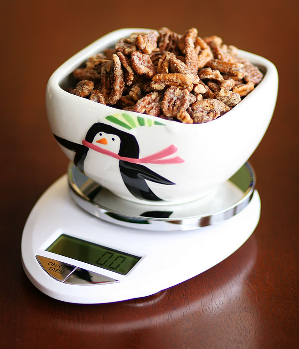 food scale giveaway blog