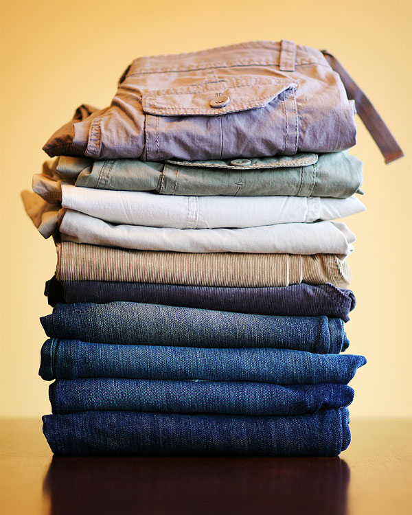 pants jeans khakis corduroys cargos capris