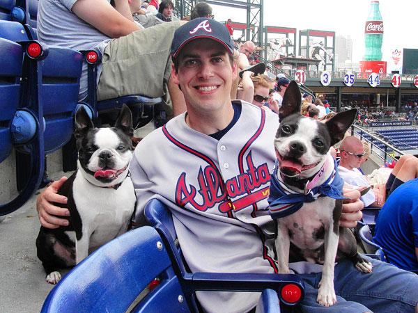 Atlanta Braves Baseball | Bark in the Park Day . May 2010