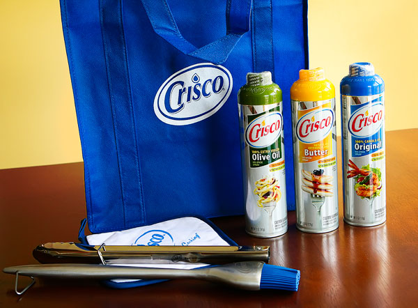 crisco-nonstick-cooking-spray-and-coleman-grill-giveaway