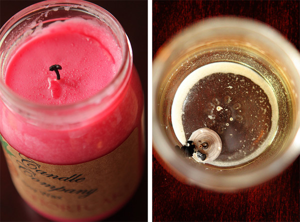 Strawberry Shortcake & Hawaiian Coconut Candles