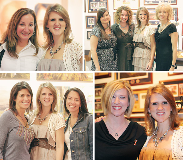 Lisa Leonard Designs hosts Alabama Bloggers Meetup