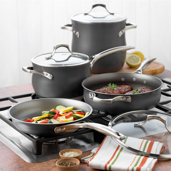 Calphalon Unison Nonstick 10-pc. Cookware Set Giveaway