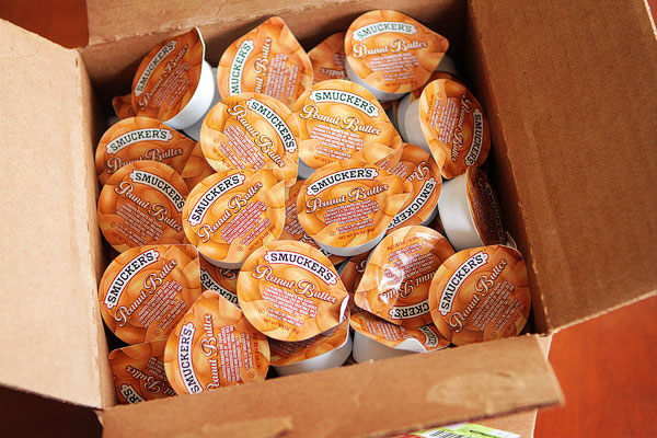 Smuckers Peanut Butter