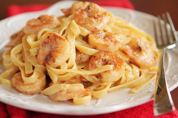 Creamy Shrimp Pasta Recipe