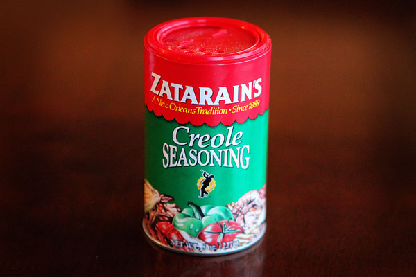 Cajun seasoning for the Best Shrimp and Grits Recipe — with Cheese Grits recipe!