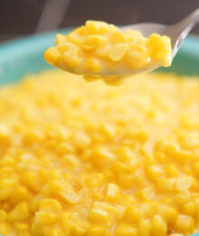 Image of The Best Creamed Corn