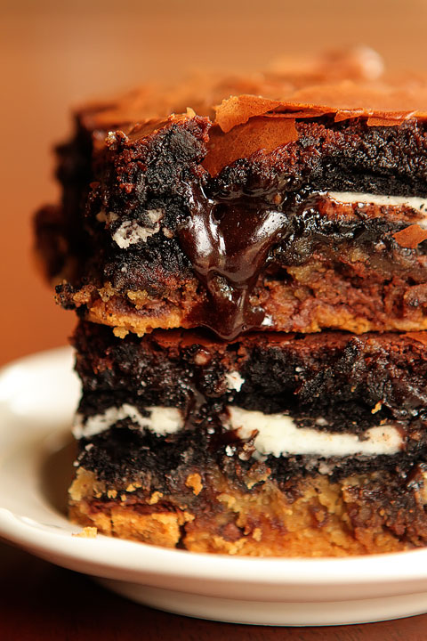 Slutty Brownies The Original Slutty Brownie Recipe