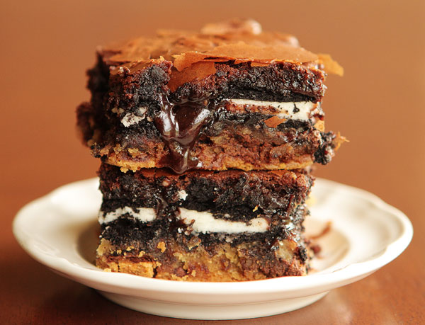 Slutty Brownies The Original Slutty Brownie Recipe