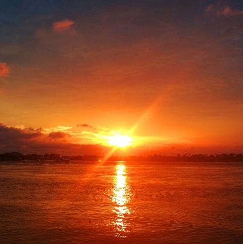 Perdido Key Sunset, Alabama