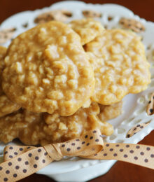 Image of Peanut Butter Rice Krispy Treat Pralines