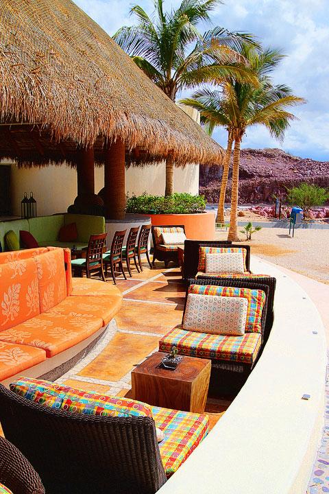 The Costa Baja Resort and Spa in La Paz, Mexico