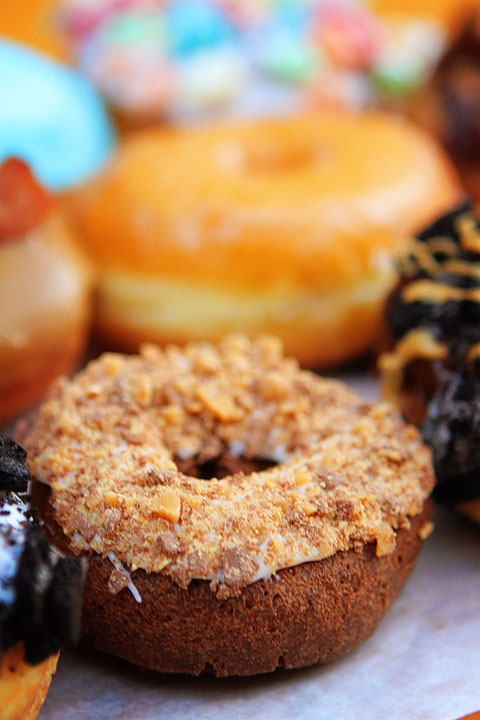 Portland Cupcakes and Doughnuts