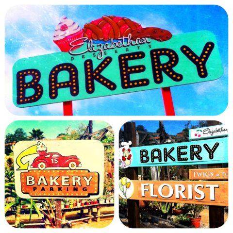 San Diego & Newport Beach Bakeries @ BlogHer 2011