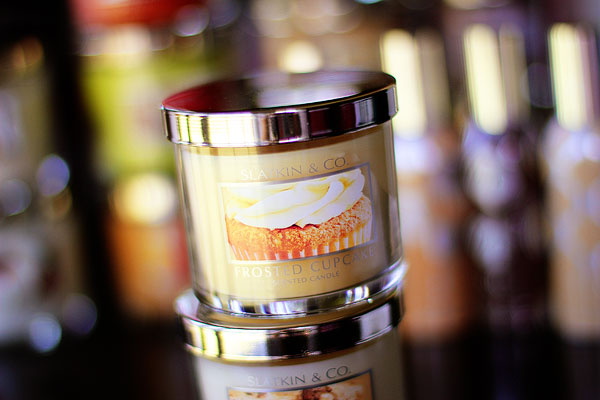 Bath & Body Works Bakeshop Candles