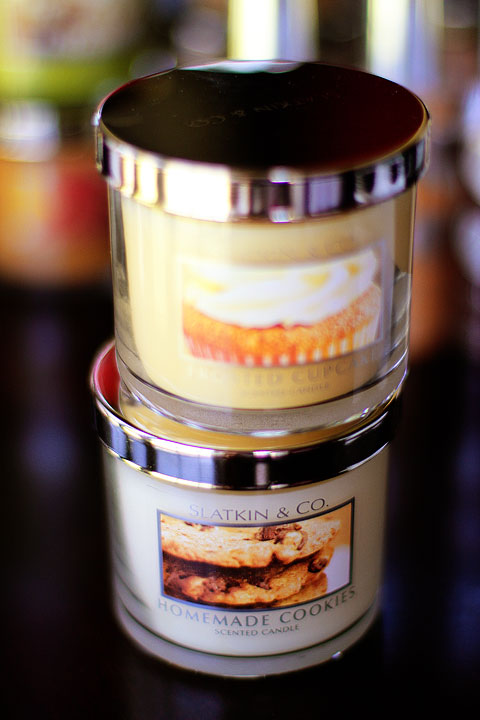 Bath & Body Works Bakeshop Candles