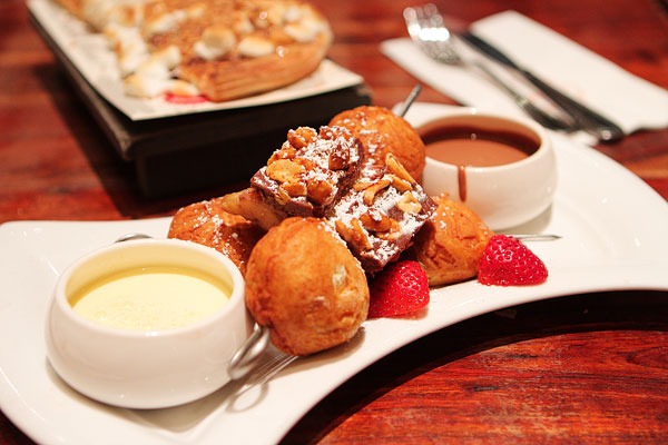 Max Brenner and The Gansevoort Hotel | Union Square, NYC