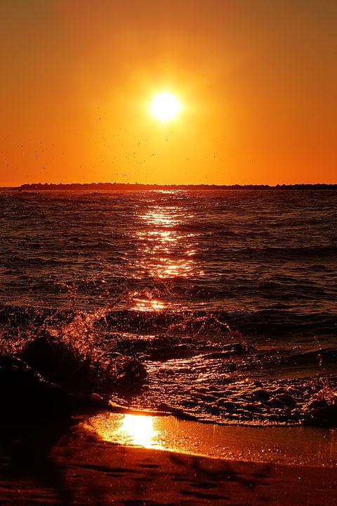 Best Sunset View in Gulf Shores, Orange Beach, Alabama