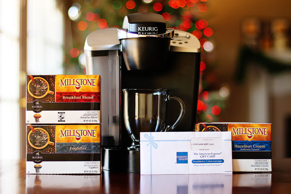 Keurig Elite Brewing System Giveaway from Millstone