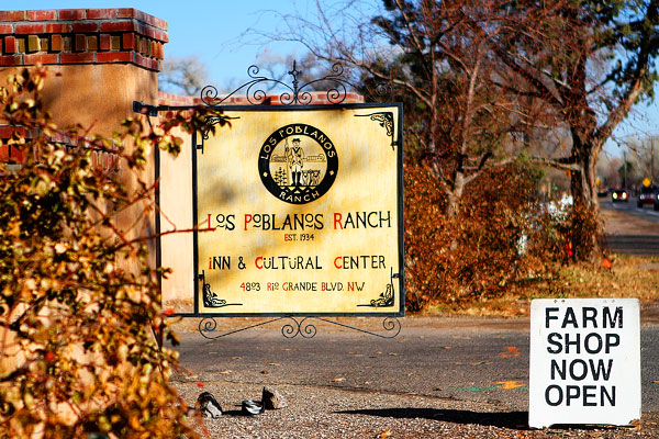Los Poblanos Ranch | Albuquerque, New Mexico