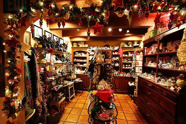 The St James Tea Room | Albuquerque, New Mexico