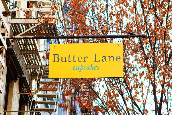 Butter Lane Cupcakes NYC