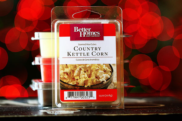 Better Homes and Gardens Holiday Scented Wax Warmers from Walmart