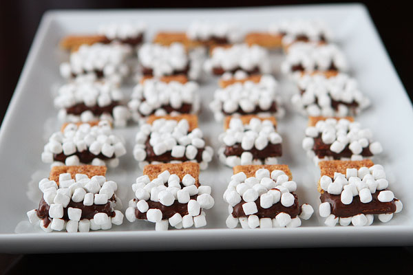 Smores Mini Dippers