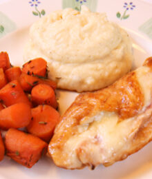 Image of Chicken Cordon Bleu