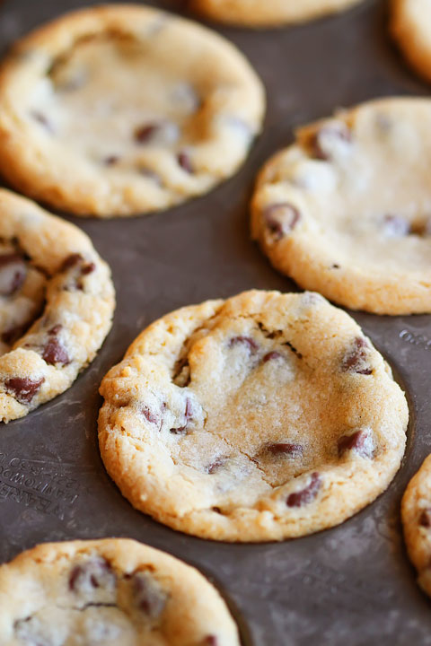 Nutella Cookies — Chocolate Chip Cookie Recipe