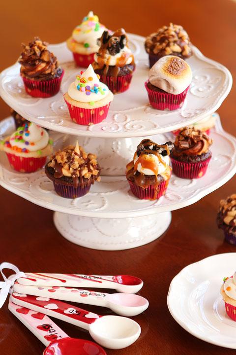 Cupcake Taste Testing Party