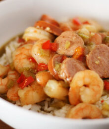 Image of Shrimp & Sausage Gumbo