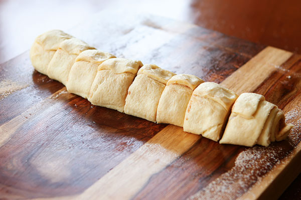 How To Make Cinnamon Rolls with Crescent Rolls