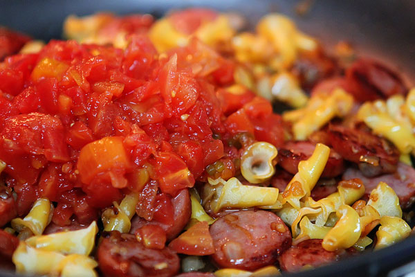 Spicy Sausage Pasta — Best Pinterest Recipes!