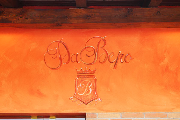 Wine Pairing with Ca' Madresca at Da Bepo