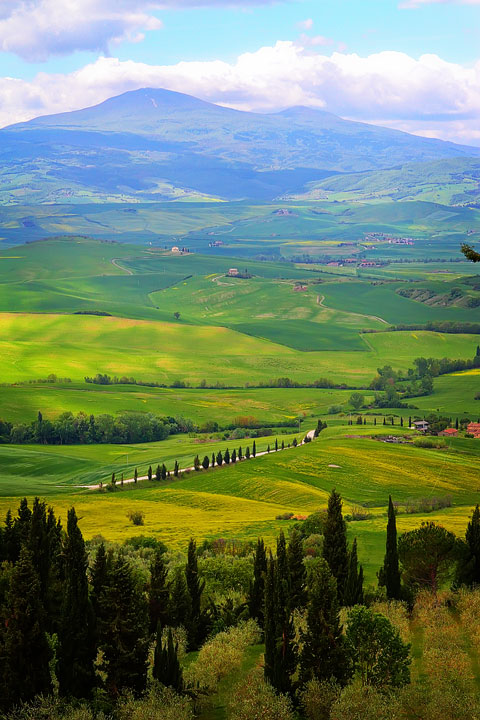 Guide to the Perfect Tuscany Road Trip
